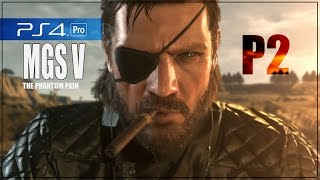 MGS V: The Phantom Pain, 4K PS4 Pro, Episode 5 - Over the fence, Killing Spree