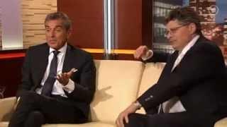Michel Friedman wird von Matthias Matussek ( Spiegel ) beschimpft
