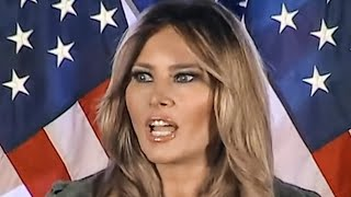 Melania Trump Says That Democrats Are Bad Influences For Your Children