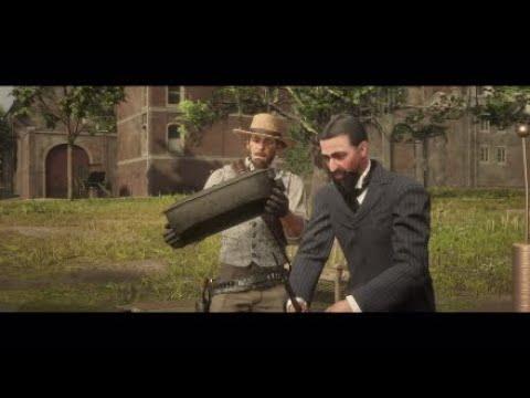 Red Dead Redemption 2 - Marko Dragic. Brincando com o barquinho
