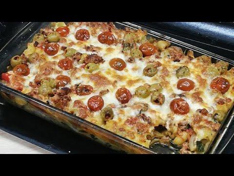 gratin-de-pÂtes-a-l'italienne-trÈs-facile-(cuisine-rapide)