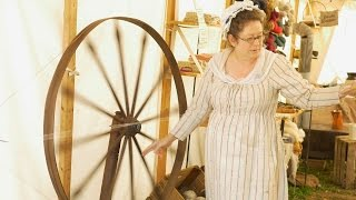 The Traditional Spinster: Experiencing History Through Reenacting