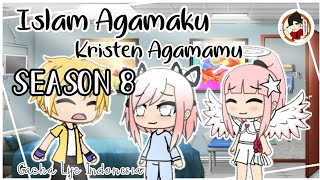 ° ISLAM Agamaku, KRISTEN Agamamu Eps 08 ° [ GLMM ] Gacha Life Mini Movie Indonesia