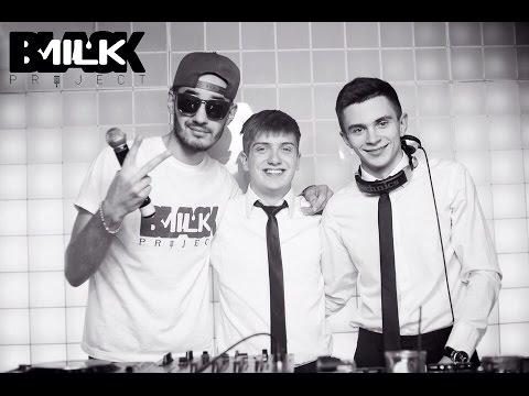 Dj Alex Great. Black Milk Project SHOW. Live in RK NEBO (Kharkov) 17.10.2015