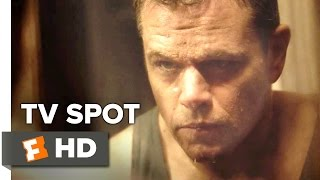 Jason Bourne TV SPOT - The Summer Belongs to Bourne (2016) - Matt Damon Movie