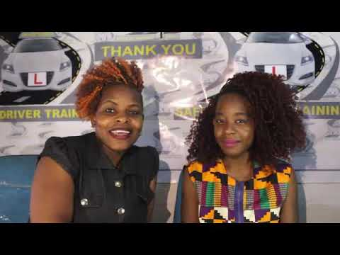 Mai Charamba and daughter's  testimony at Safety Driver Training