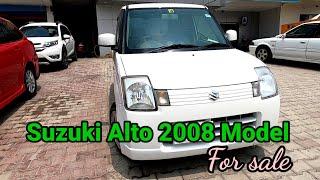 Suzuki Alto 2008 Model And Review   Japanese Suzuki Alto 2008 Model