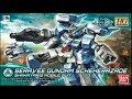 【ガンプラ】HGBD セラヴィーガンダム シェヘラザードのテストショット公開