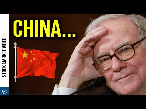 Warren Buffett on Investing in Chinese Stocks