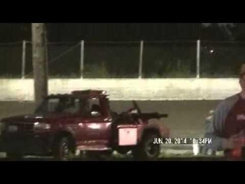 Dan Wheeler BMod Black Hills Speedway, Rapid City, SD 06-20-14
