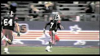 2008 West Monroe Football Highlights