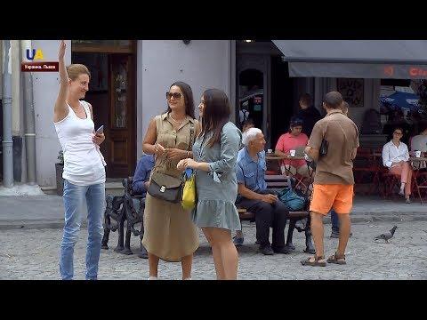 Говорить по-русски во Львове... опасно для жизни? | Real.Украина