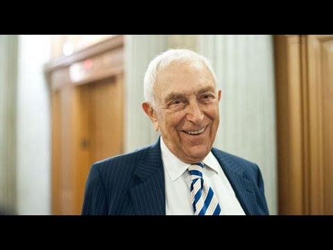 Frank Lautenberg, 5-Term Senator From New Jersey, Dies at 89 Chris Christie to fill vacancy