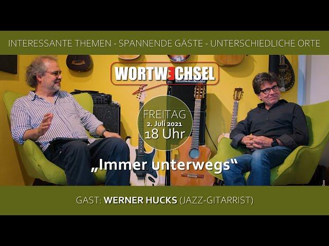 """""""WORTWECHSEL"""" MIT WERNER HUCKS [Staffel 1 / Sendung 8]"""