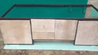 Люк нажимной под ванну(Люк - система под ванну и для выставления в ванной комнате самой ванны в эту систему! Подробности на сайте..., 2016-11-08T10:28:10.000Z)