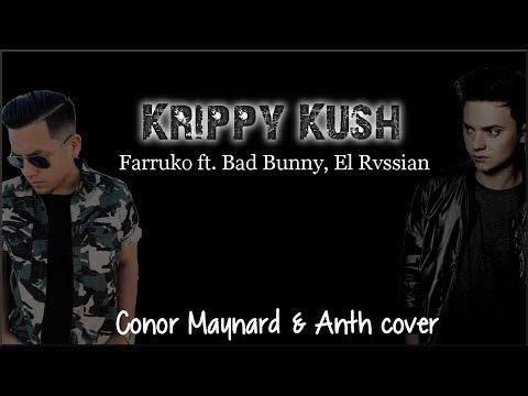 Lyrics: Farruko - Krippy Kush Ft. Bad Bunny, Rvssian (English Version) (Conor & Anth Cover)