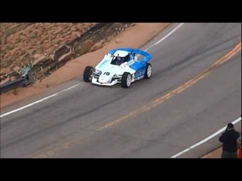 Pikes Peak International Hill Climb 2012 Most of the cars