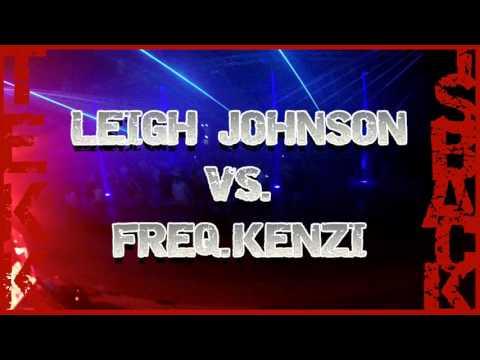 Leigh Johnson vs. FreQ.Kenzi @ Tekk Is Back Stahlpalast Brandenburg 28.01.2017