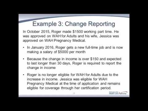 HCA Eligibility Update Apple Health MAGI Income and ...