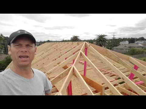 6 12 roof pitch and facia youtube for 12 6 roof pitch