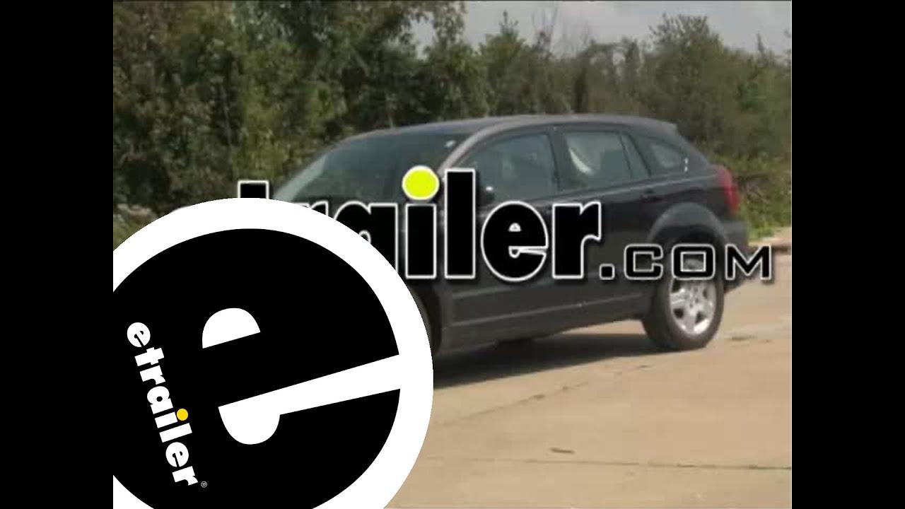 Dodge Caliber Engine Wiring Harness Books Of Diagram Ge Motor 5kh45 Trailer Installation 2009 Etrailer Rh Youtube Com