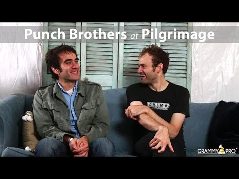 GRAMMY Pro Interview with Punch Brothers at Pilgrimage 2015
