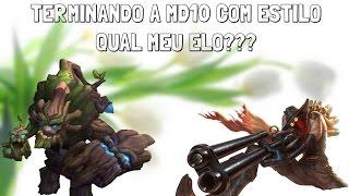 TERMINANDO A MD10 COM ESTILO - QUAL MEU ELO???!