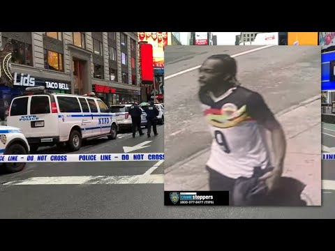 Times Square Shooting Victim Speaks; Suspect Remains at Large | NBC New York