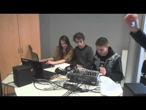 Médias : Création d'une web radio - Lycée Gustave Eiffel Bordeaux