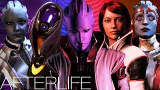 Mass Effect Dance Effect 2 (Aria - Afterlife - ReplaySunyo)