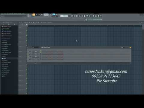 AKON Freedom FL Studio12 Remake