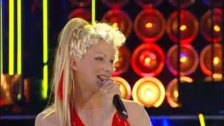 Muzikinė kaukė 2015: Audrius Janonis / Viktorija Mauručaitė - Mėlyna Banga
