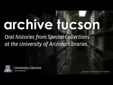 Archive Tucson: Cecilia Ybarra