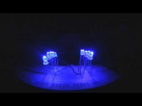 Music Beat LED Box + Explanation (how to make)
