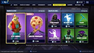 "FORTNITE February 18Th Skin ""P'TIT CORNET"" shop!"