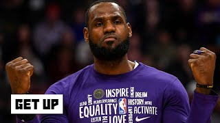 LeBron set the tone for the Lakers vs. Nuggets – Seth Greenberg | Get Up