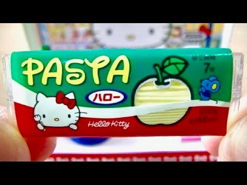 RE-MENT Sanrio HELLO KITTY Supermarket Pasta Meat Sauce Olive Oil Cheese リーメント ハローキティ スーパーマーケット