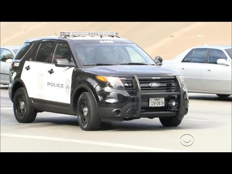 Austin police pulls Ford Explorers off the road