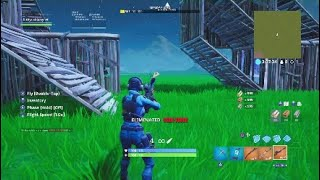 * FAST CLIP * Of Jit Getting Sniped ( FORTNITE 1V1 )