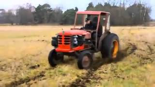 best ever speed tractor