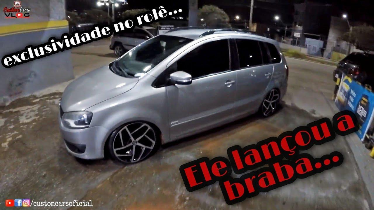 LANÇOU A BRABA, SPACEFOX REBAIXADA SUSPENSÃO DE ROSCA SLIM RODAS / Canal Custom Cars