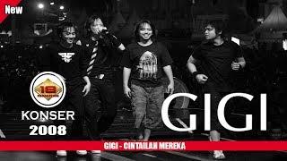 GIGI - CINTAILAH MEREKA' (LIVE KONSER PADANG 2008)