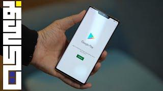 حمل خدمات جوجل على هواوي ميت ٣٠ برو | Huawei Mate 30 Pro