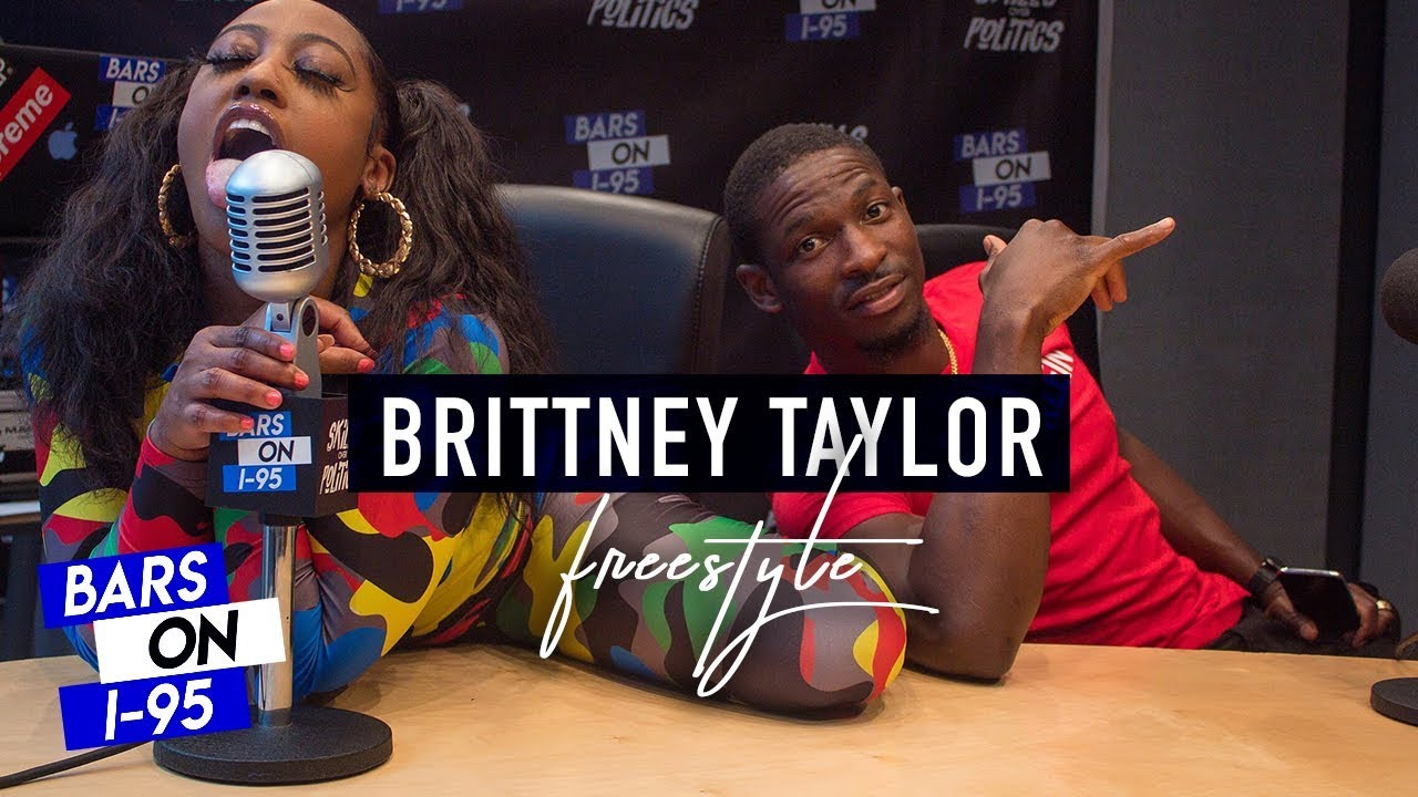 Brittney Taylor Bars on I-95 Freestyle