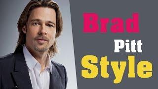 Brad Pitt Style Brad Pitt Fashion Cool Styles Looks