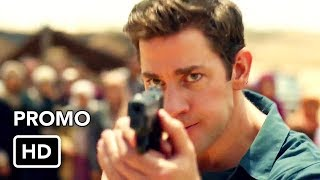 "Tom Clancy's Jack Ryan (Amazon) ""He's Ready"" Promo HD - John Krasinski action series"
