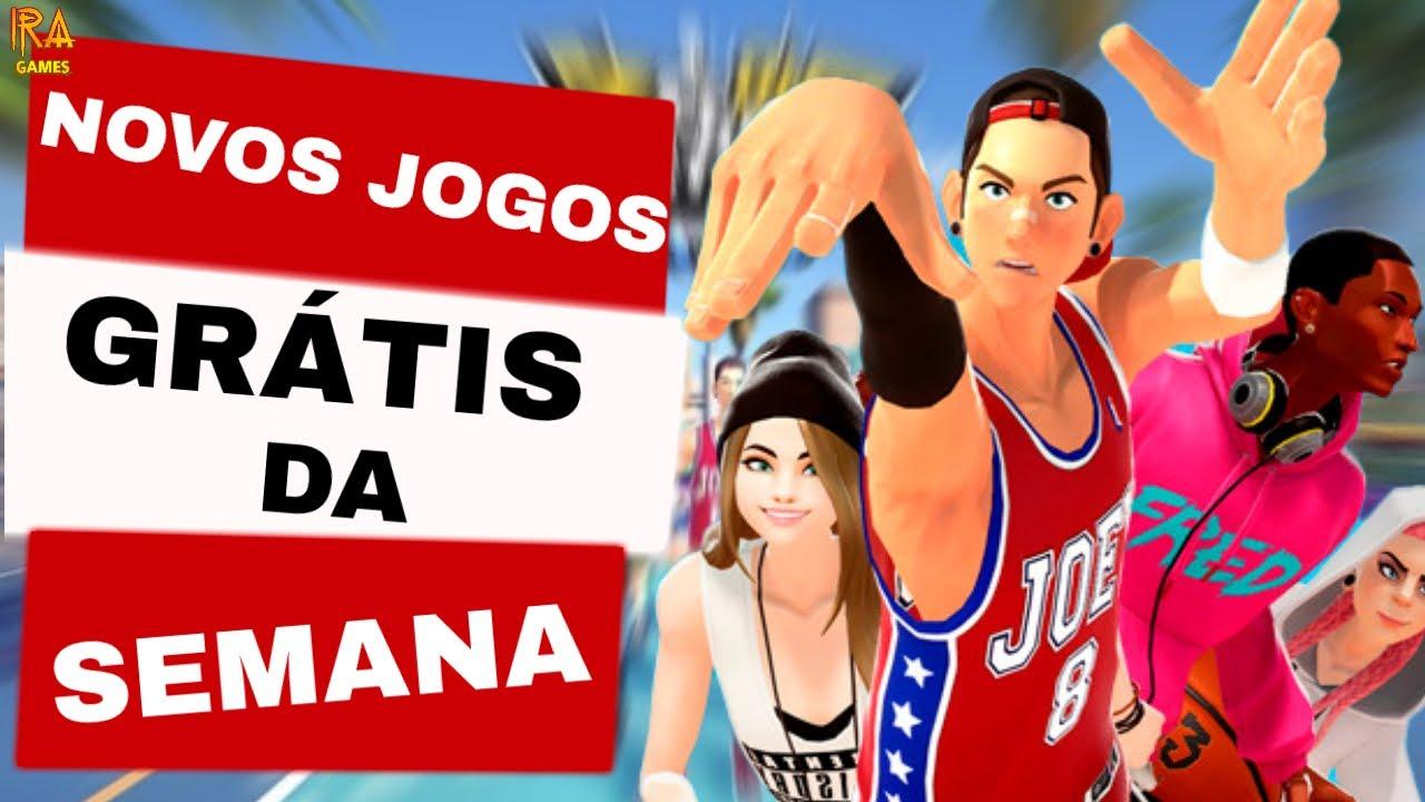 NOVOS JOGOS GRÁTIS DA SEMANA PARA PC - IRA GAMES