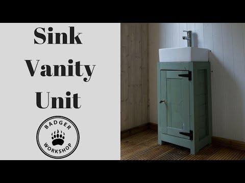 Sink Vanity Unit / Stand