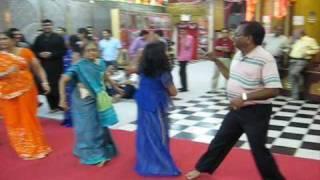 Navaratri 2009 at Divya Dham Mandir NY- 7