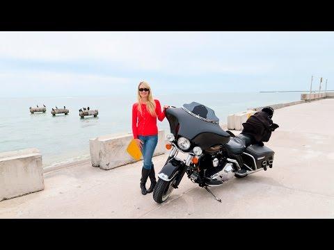 Travel Vlog: Harley Davidson Motorcycle Ride to Key West   Montse Baughan
